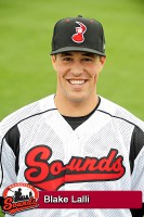 Nashville Sounds - Blake Lalli