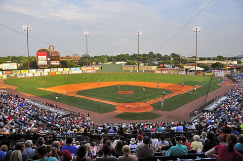 Listen to 1400am WJZM in the morning for your chance to win Nashville Sounds tickets.