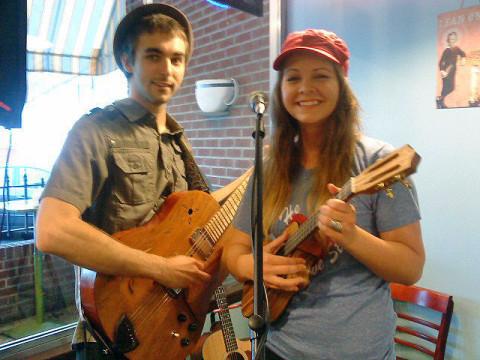 Nathaniel Green and Lydia Walker