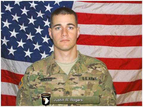 Sergeant Justin R. Rogers
