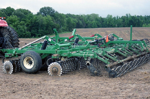 Vertical tillage increases erosion, depletes organic matter, increases weed pressure in addition to reducing water infiltration and yield potential.