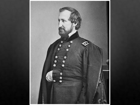 Union General William S. Rosecrans
