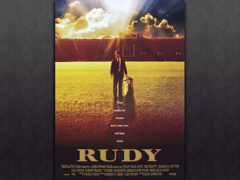 "Movies in the Park to show ""Rudy"" Saturday, June 15th at Heritage Park"