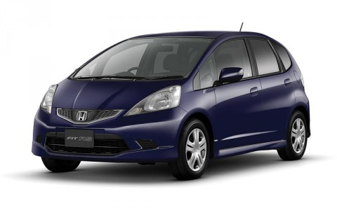 2007-2008 Honda Fit recalled.