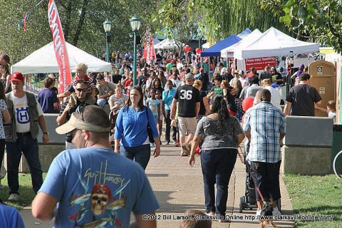 Clarksville's Riverfest 2014 accepting vendor and entertainer applications (Bill Larson Clarksville Online)