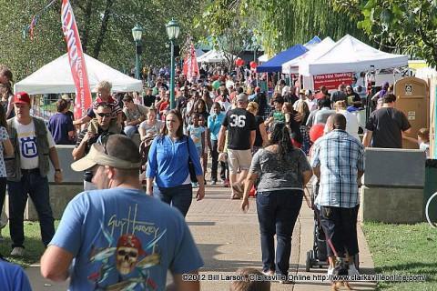 Clarksville's Riverfest