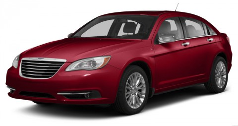 The 2013 Chrysler 200 is one of the vehicles being recalled.