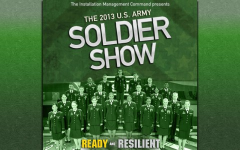 2013 U.S. Army Soldier Show at Fort Campbell July 20th.