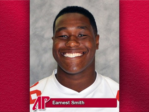 APSU's Earnest Smith