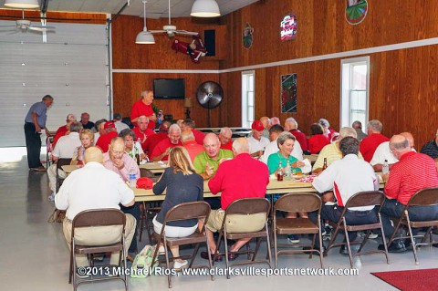 APSU Football Alumni Dinner.