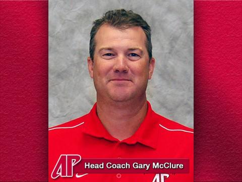 APSU's Baseball head coach Gary McClure