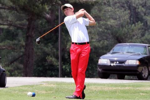APSU Golfer Cleve Guinn