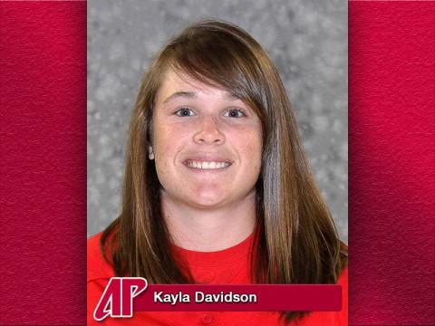 APSU's Kayla Davidson