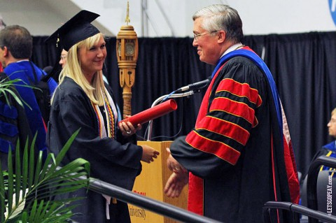 Austin Peay Athletes has 160 Students on AD Honor Roll. (Courtesy: Brittney Sparn/APSU Sports Information)