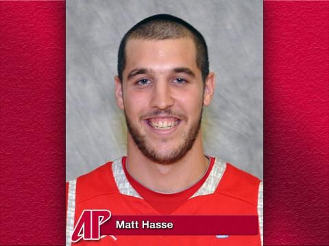 APSU's Matt Hasse