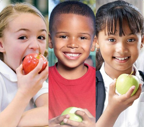 The ABC's of packing a Healthy School Lunch. (American Heart Association)
