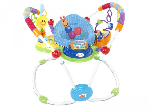 Baby Einstein Activity Jumpers recalled.
