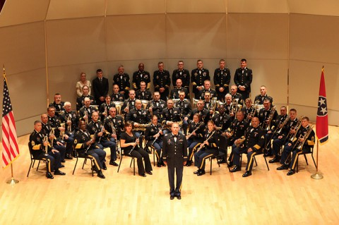 Tennessee's 129th Army Band