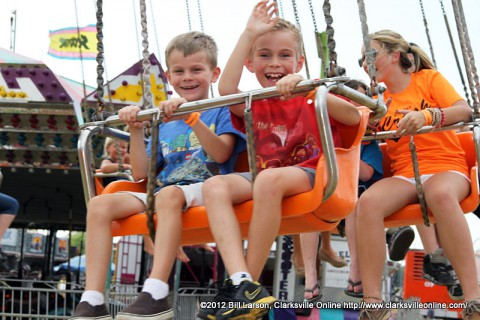 Fort Campbell Carnival - Tuesday, July 2nd through Saturday, July 6th.