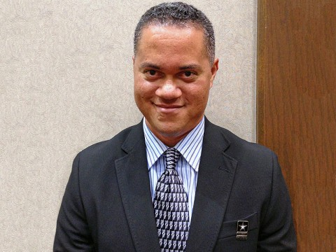 Franklin Mir named new Montgomery County Veterans Service Organization Director.