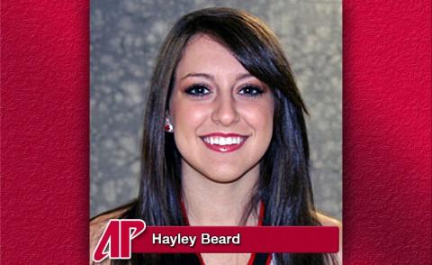 Austin Peay's Hayley Beard
