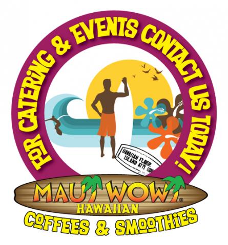 Maui Wowi Hawaiian - Catering