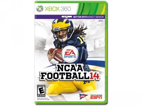 EA Sports releases NCAA Football 14