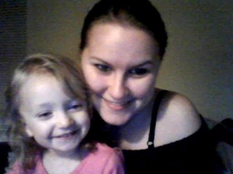Clarksville Police are looking for Amber Preasmyer and her daughter Nadia Preasmyer.