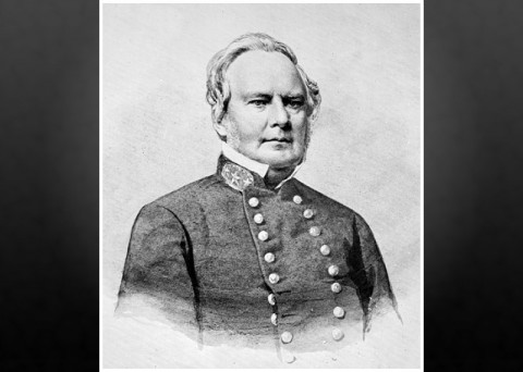 Confederate Army Major General Sterling Price