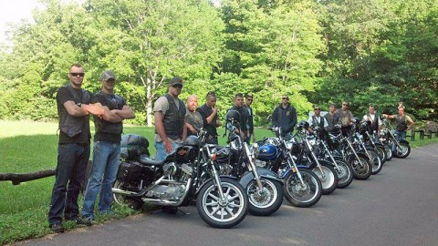 Subdued Few Motorcycle Club