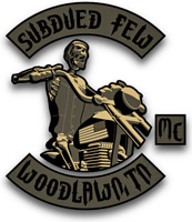 Subdued Few Motorcycle Club - Woodlawn, TN