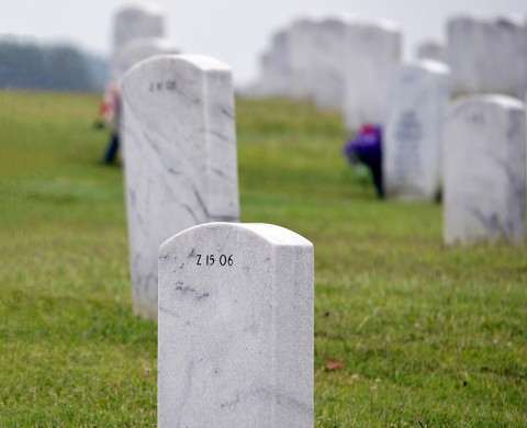 Online Pre-Registration to Streamline approval for burial in the state veterans cemeteries.