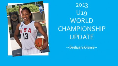 USA Basketball - Bashaara Graves