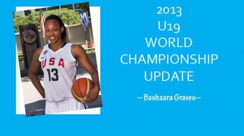 USA Basketball - Bashaara Graves