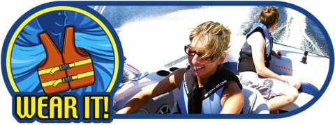Wear It - Stay Safe while Boating this Summer