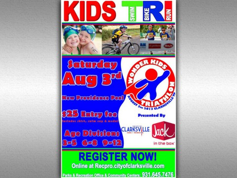 Wonder Kids Triathlon