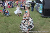 Clarksville Riverfest Recycled Fashion Show