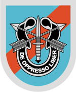 20th Special Forces Group - Fort Bragg, NC