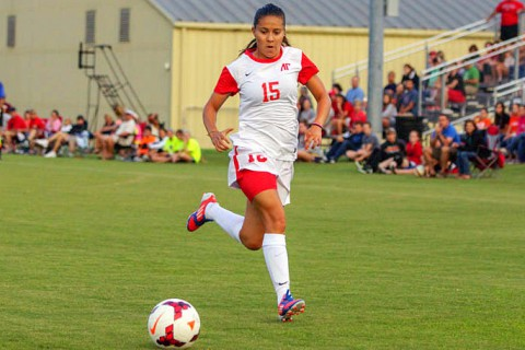 Austin Peay Lady Govs Soccer. (Michael Rios - Clarksville Sports Network)