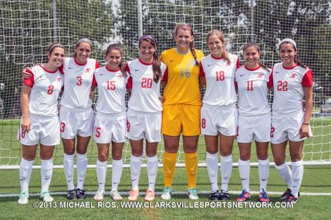 APSU Lady Govs Soccer.