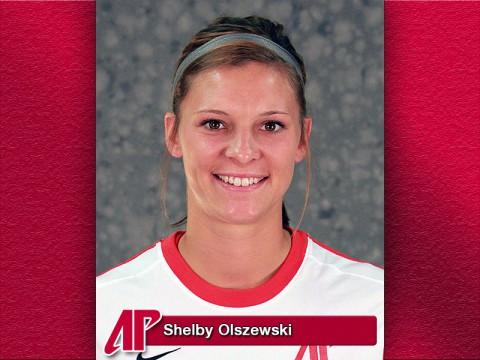 APSU Soccer's Shelby Olszewski