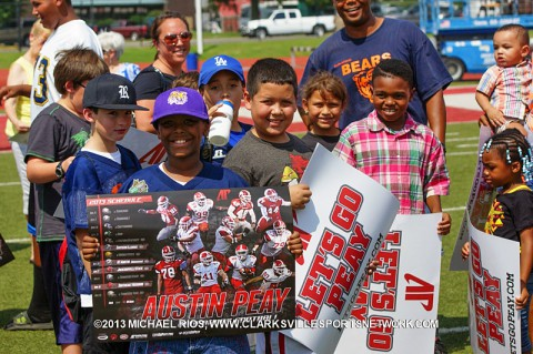 APSU Fall Fan Day