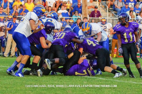 Clarksville High School Football vs. Goodpasture