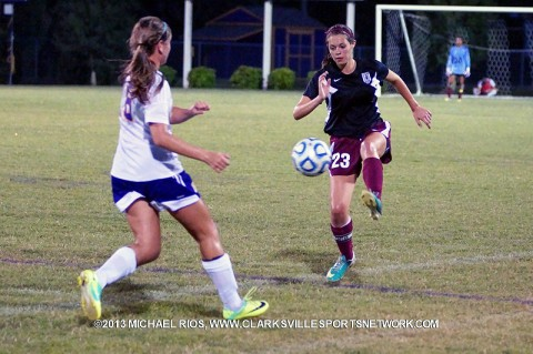 West Creek High School vs. Clarksville High School Soccer
