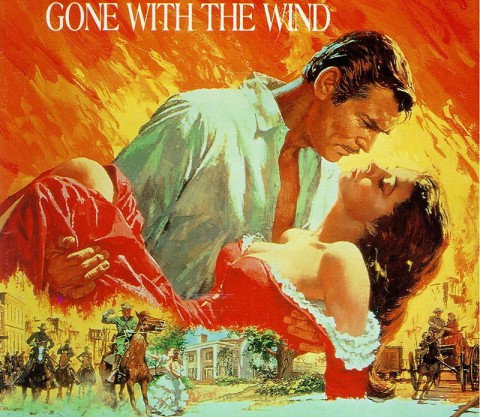 """Gone with the Wind"" this Saturday at Clarksville Parks and Recreation's Movies in the Park"
