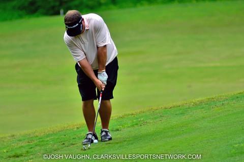 2013 Clarksville Senior City Amateur Golf Tournament.