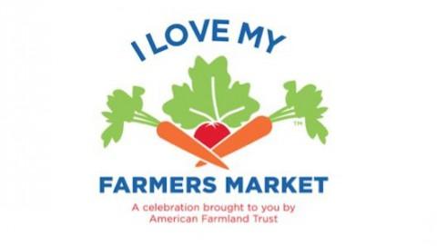 I Love My Farmers Market Celebration