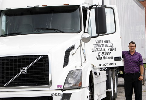 Miller-Motte Technical College to introduce new CDL Program