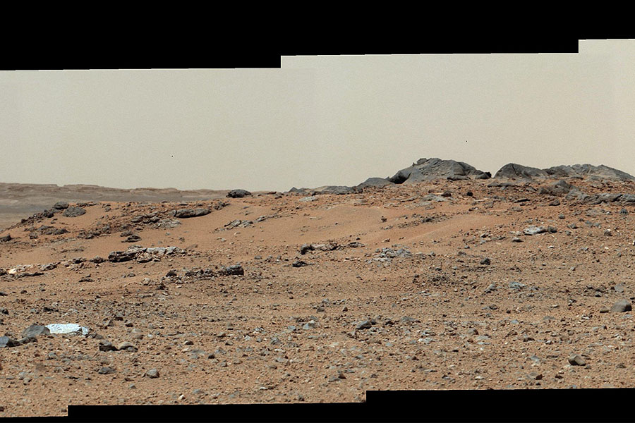 NASA's Mars Curiosity Rover to celebrate First Year on ...
