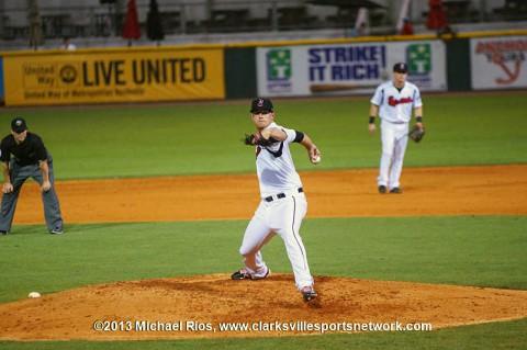 Nashville Sounds Baseball.